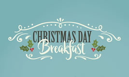 Christmas Breakfast at the Vines Resort