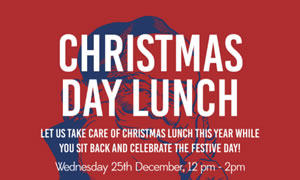 Christmas Lunch at The the Bentley Hotel
