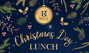 Christmas Day at the Regatta Hotel