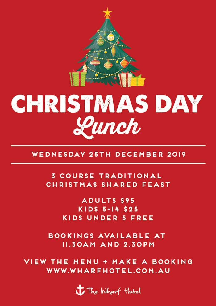 Christmas Day Lunch and Party ideas for Melbourne | ChristmasDay
