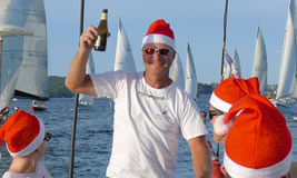 Christmas Party Cruises with Sydney Harbour Escapes