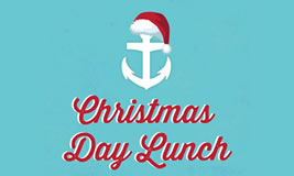 Christmas Day Lunch at the Wharf